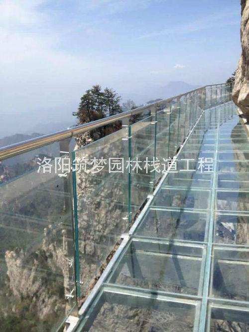 哪有玻璃吊桥生产厂家_园林工程施工