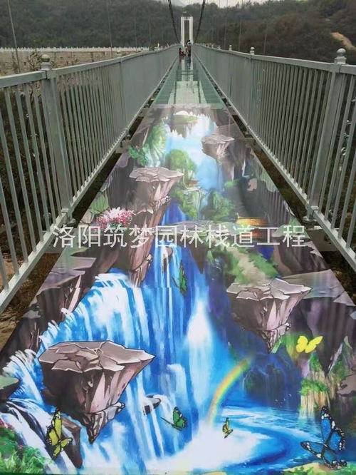 修建观景平台厂家_防腐木工程施工