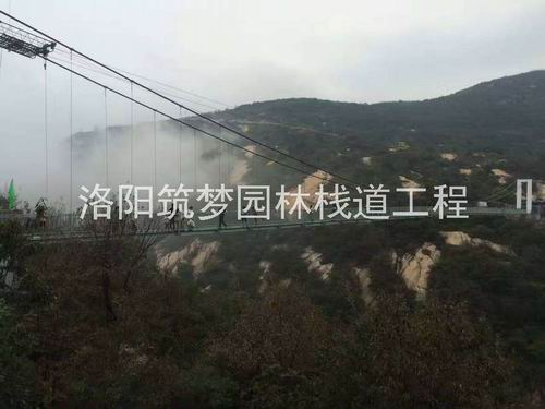 观景平台工程项目承建_防腐木工程施工