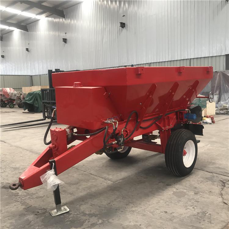 大型撒肥机价格_颗粒肥施肥机械