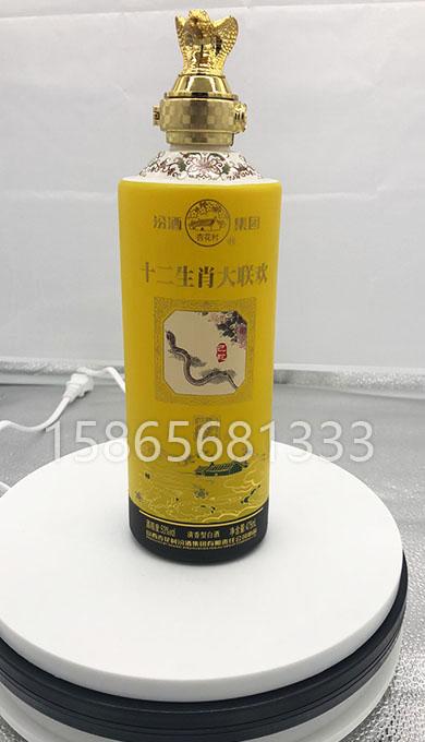 菏泽水转印酒瓶生产厂家直销_彩色包装产品加工