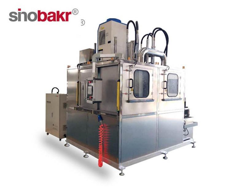 河南机械高压清洗机_高温高压水流清洗机