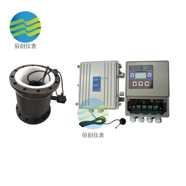 高压型涡轮流量计_管道式流量计
