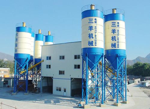河北干粉砂浆设备厂家_污泥处理设备相关-新乡市三羊机械科技有限公司