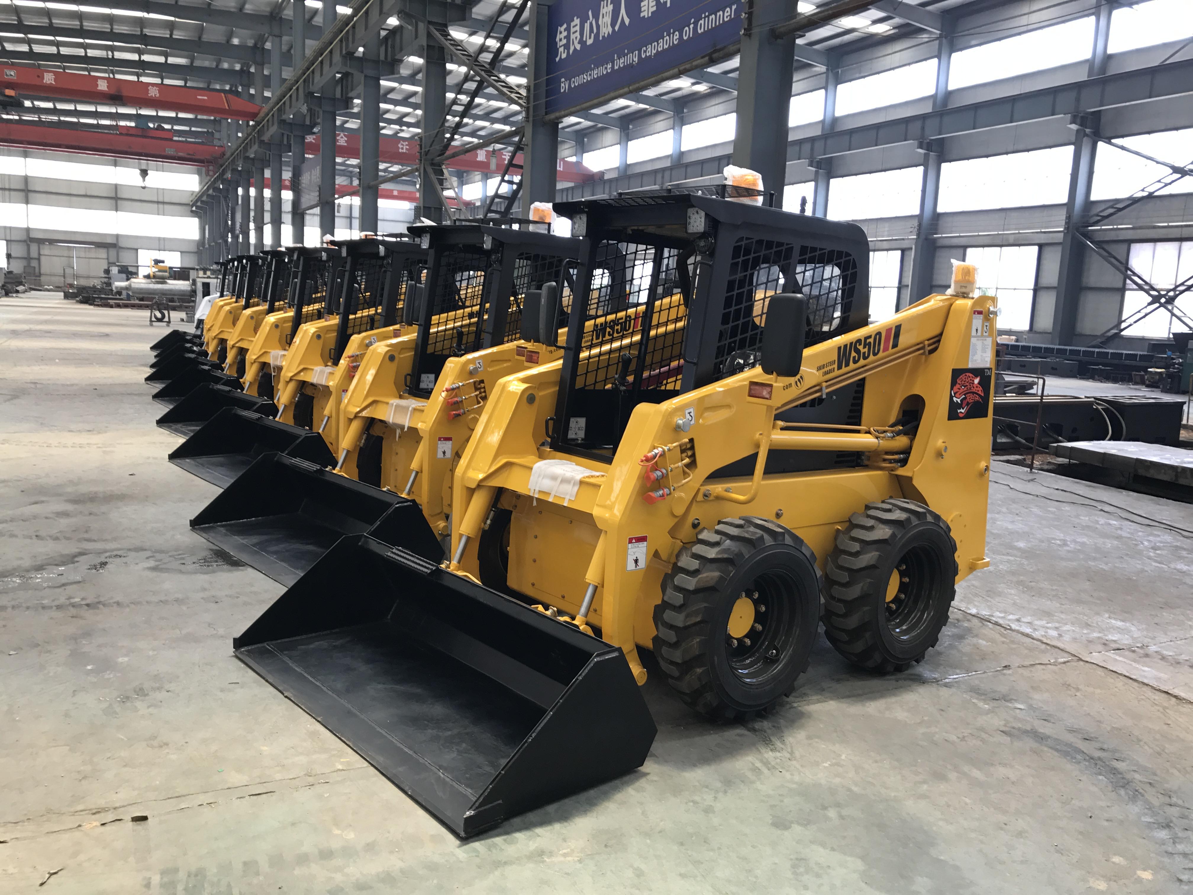 滑移装载机生产商_微型滑移装载机相关