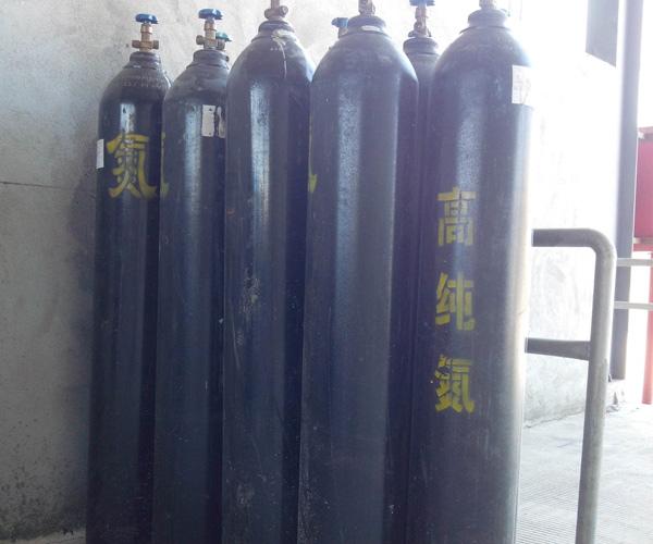 高纯氮气厂家_河南氮气价格