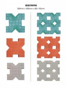 洛阳海绵城市透水砖价格_砖、瓦及砌块
