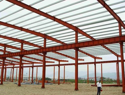 德州钢结构雨棚_钢结构建筑相关