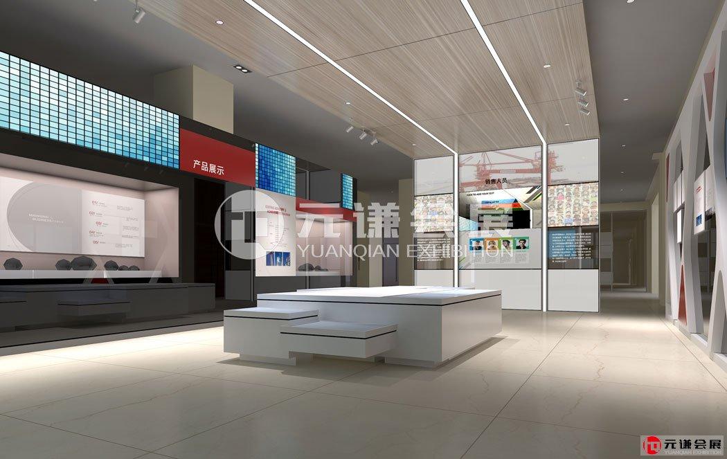 广州展厅设计报价_展厅装修相关