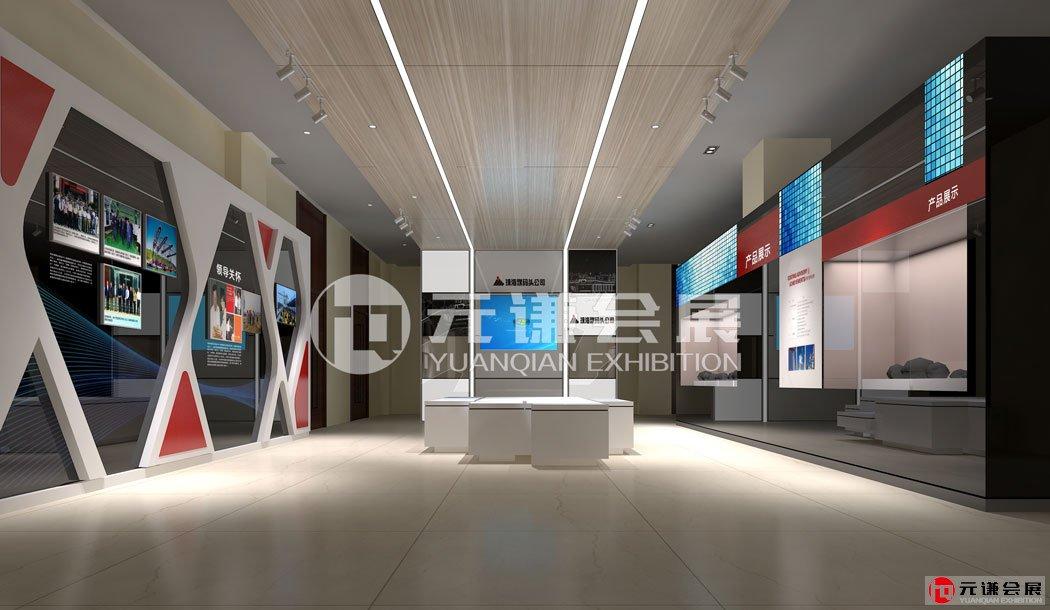 深圳展厅设计规划_中山展览设计制作主场设计