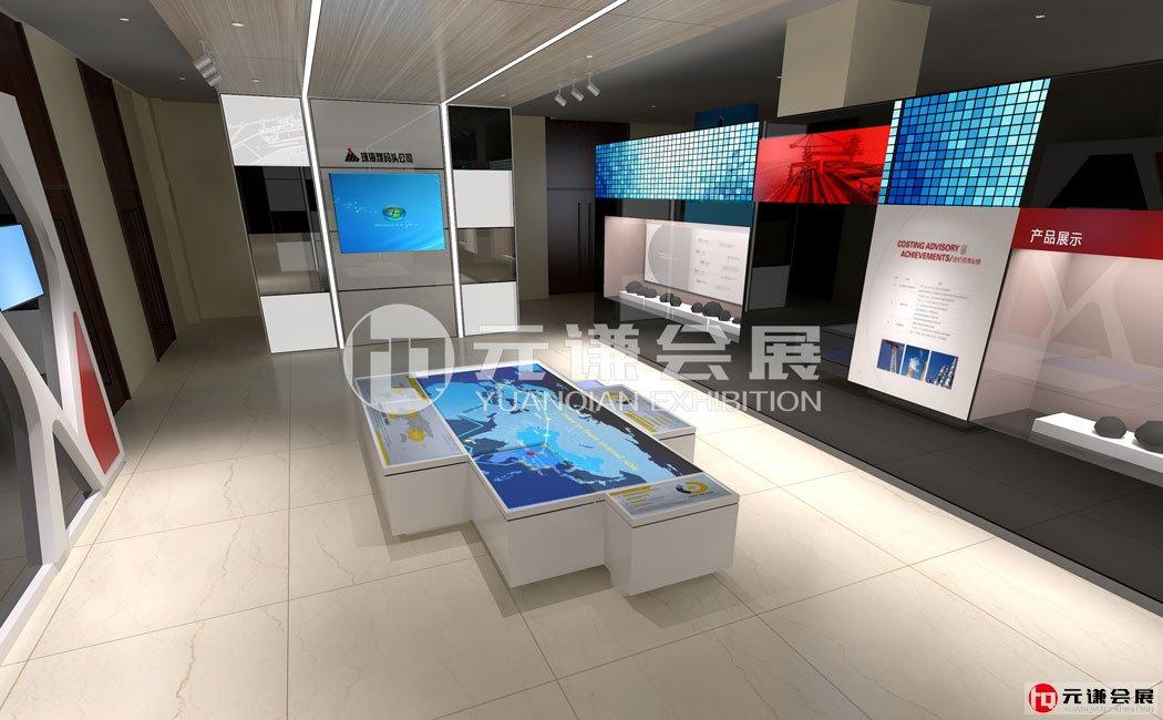 广州展厅设计策划_展厅搭建相关