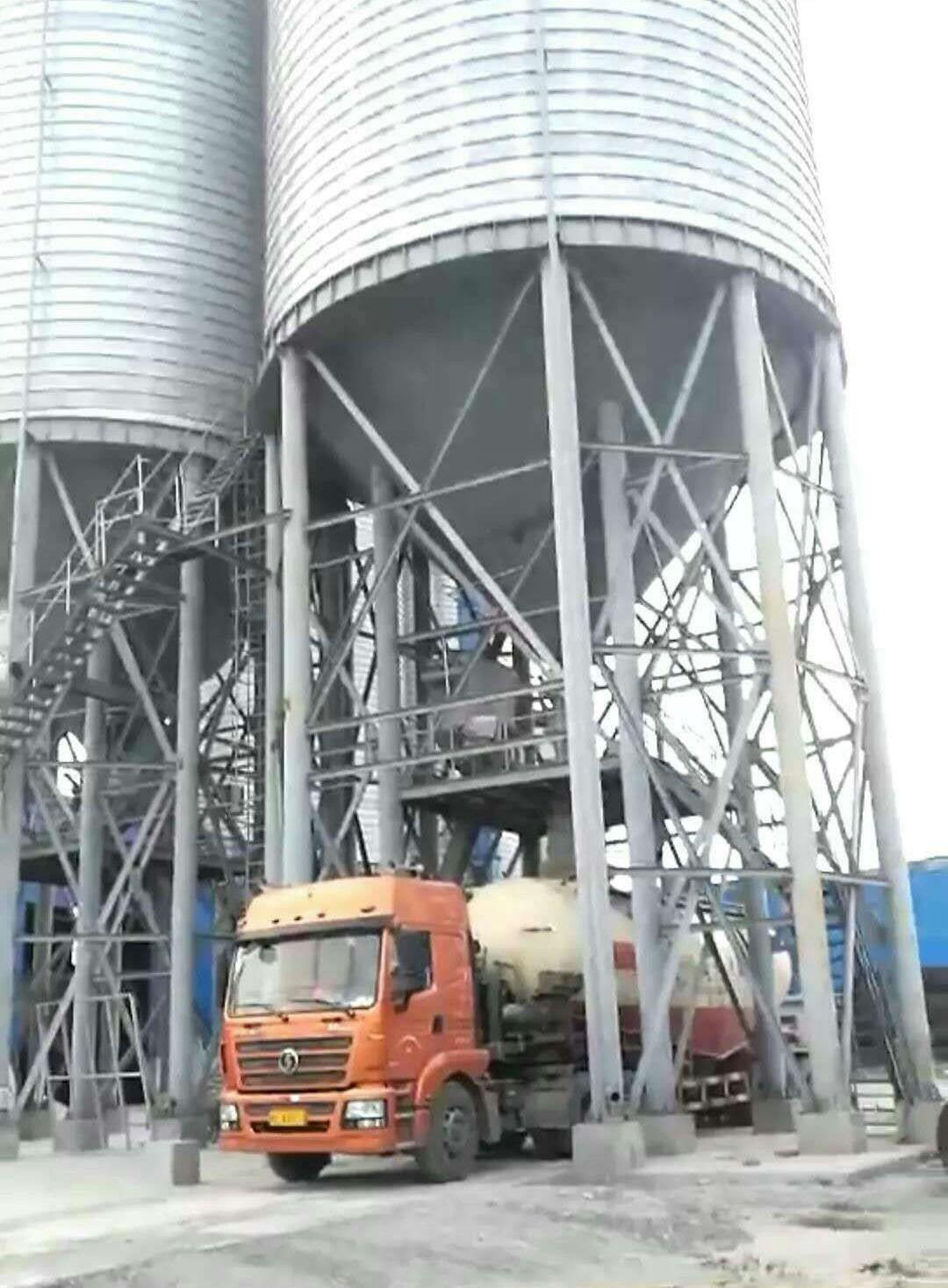 我们推荐河南矿粉钢板仓施工单位_矿粉钢板仓图片相关