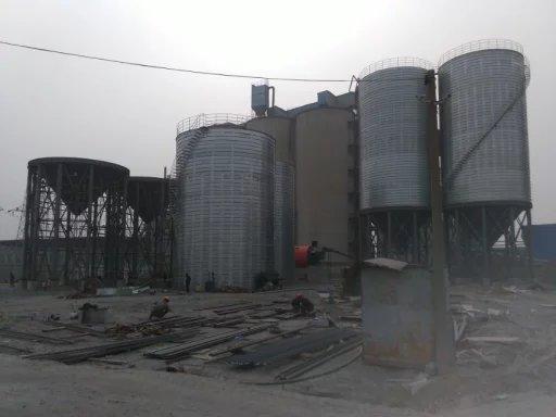 高品质福建大豆钢板仓厂家电话_大豆钢板仓制造商相关