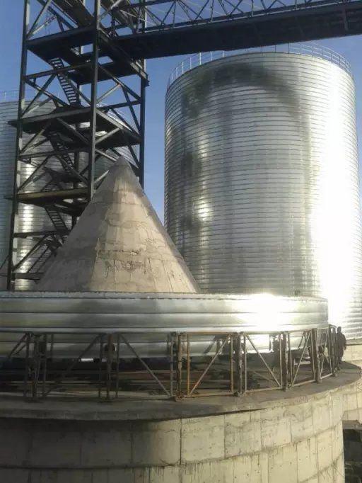 水泥罐施工價格_建筑、建材-焦作圣鑫鋼板倉有限責任公司