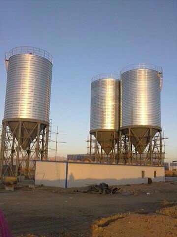 我们推荐贵州石料钢板仓厂家电话_石料钢板仓安装施工相关
