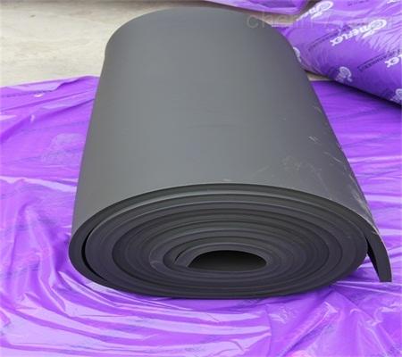 带铝箔B1级橡塑保温板价格_高密度保温、隔热材料-河北奥美斯B1级橡塑材料有限公司