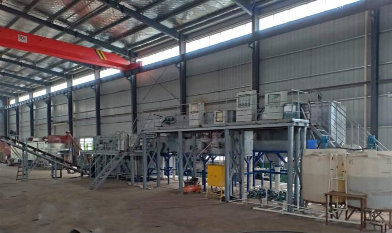 污泥脱水设备生产厂家_污泥处理设备相关
