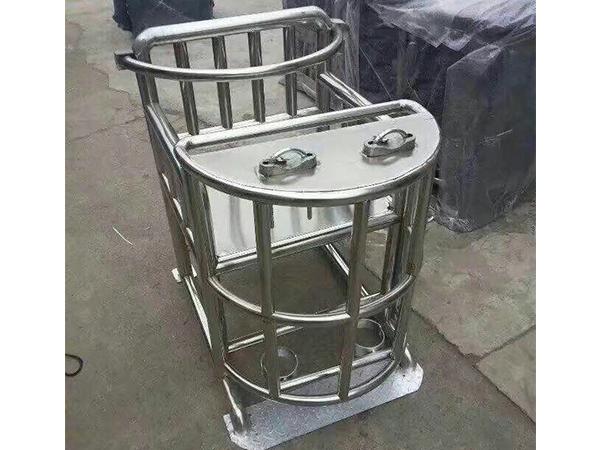 湖北警用不锈钢约束床_拘留所安全、防护