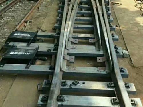 新疆整体钢板道岔供应厂家_轨道交通设备器材多少钱