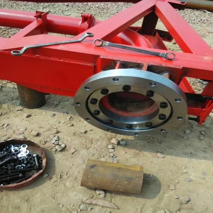 三一泵车管子高压_无缝工程机械配件3米