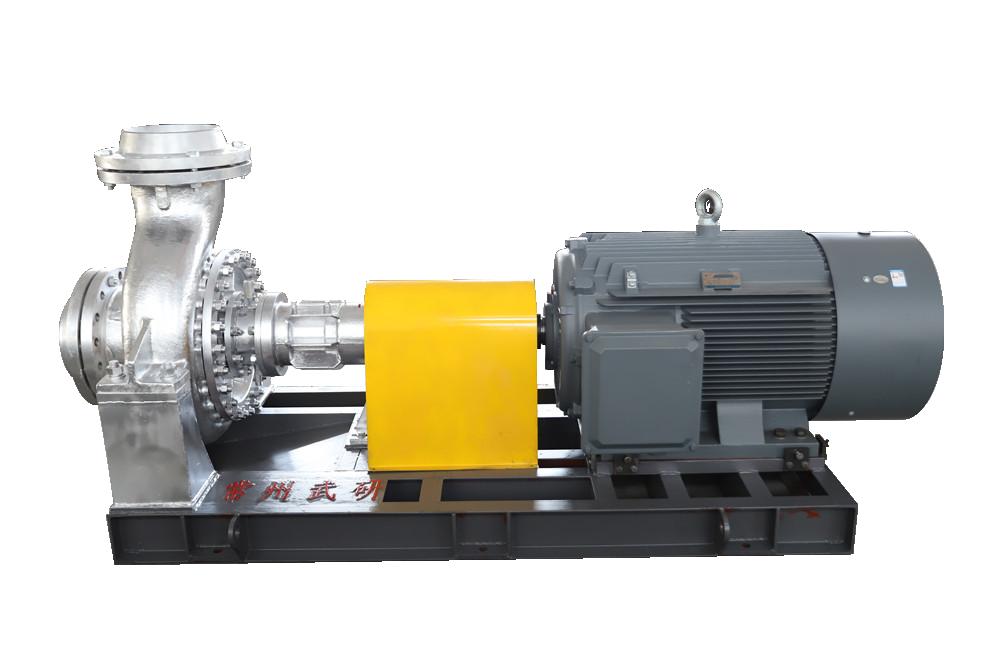 齿轮高温油泵哪家好_油泵机械密封相关-常州市武研热油泵有限公司
