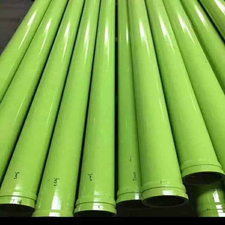 工地混凝土布料机棒管制造商_框架式弯头胶管