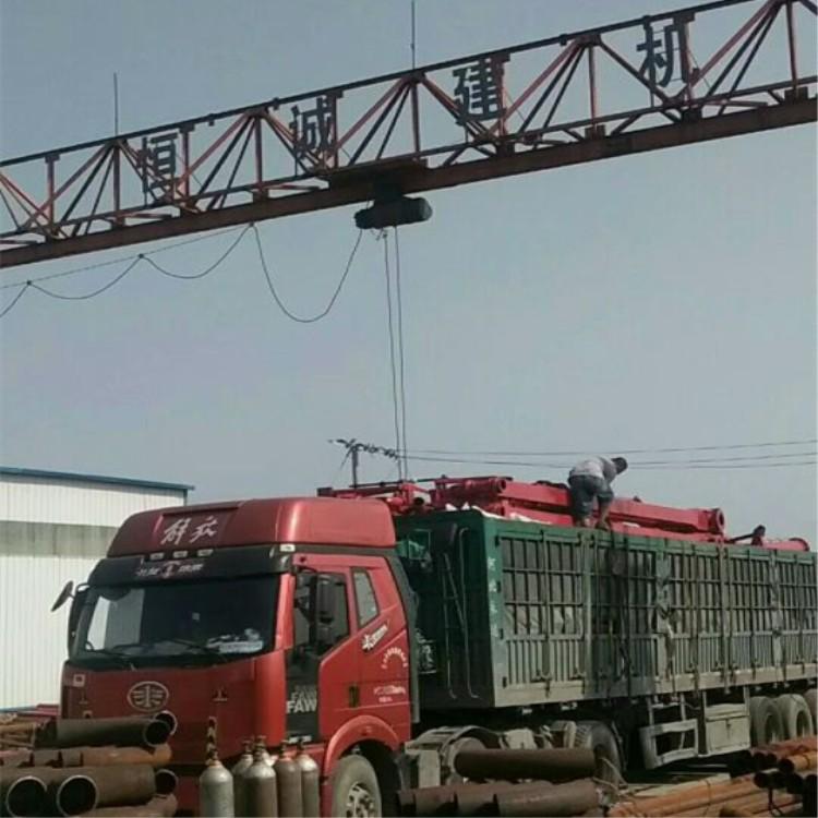 新型建筑混凝土布料机型号_支架式其他工程与建筑机械砼料机