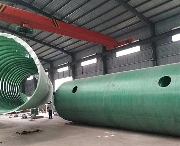 玻璃钢化粪池价格_玻璃钢相关-沁阳市福斯特环保科技有限公司
