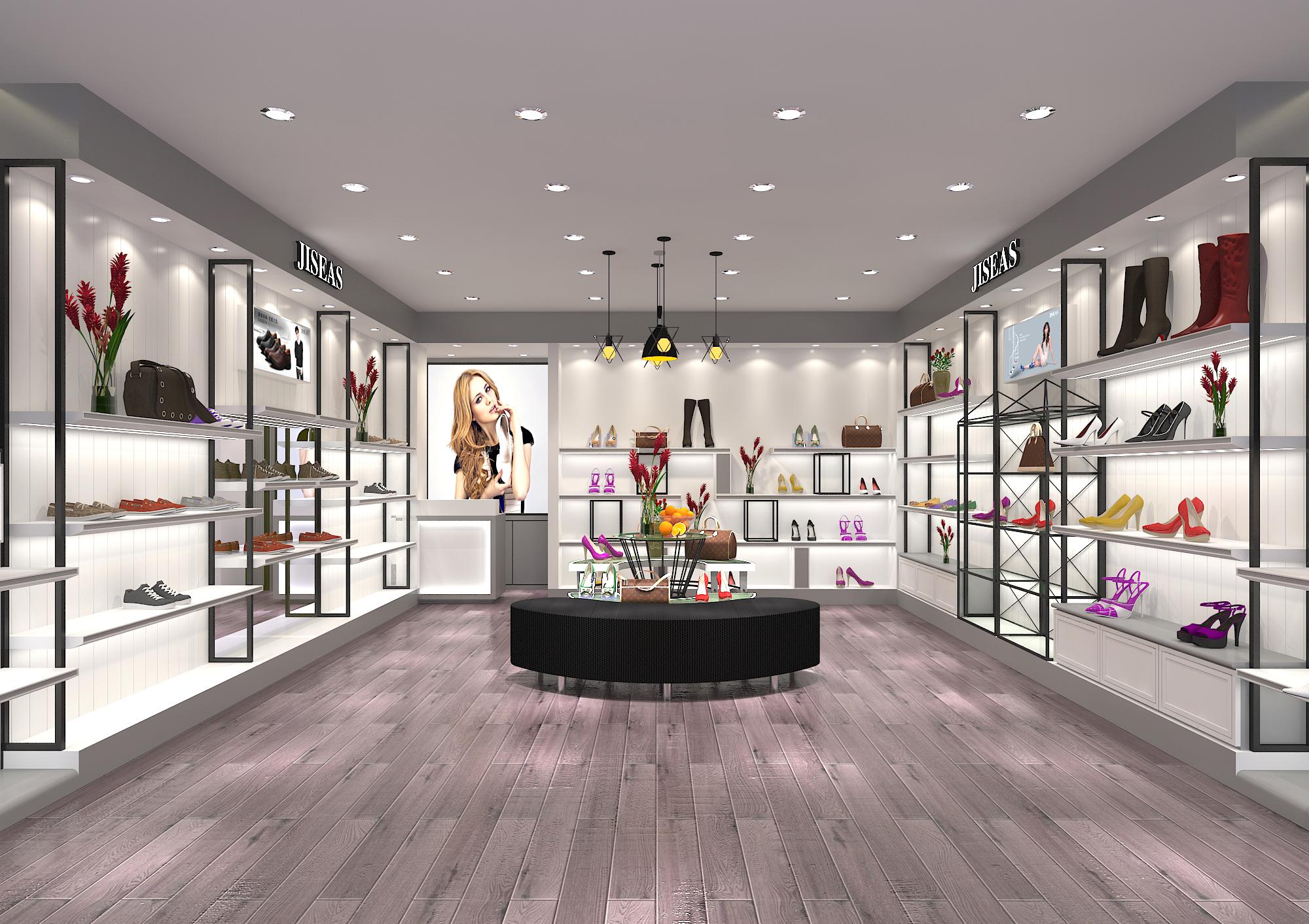专业鞋柜厂家_商场展示柜定做-广州新泽展示用品有限公司