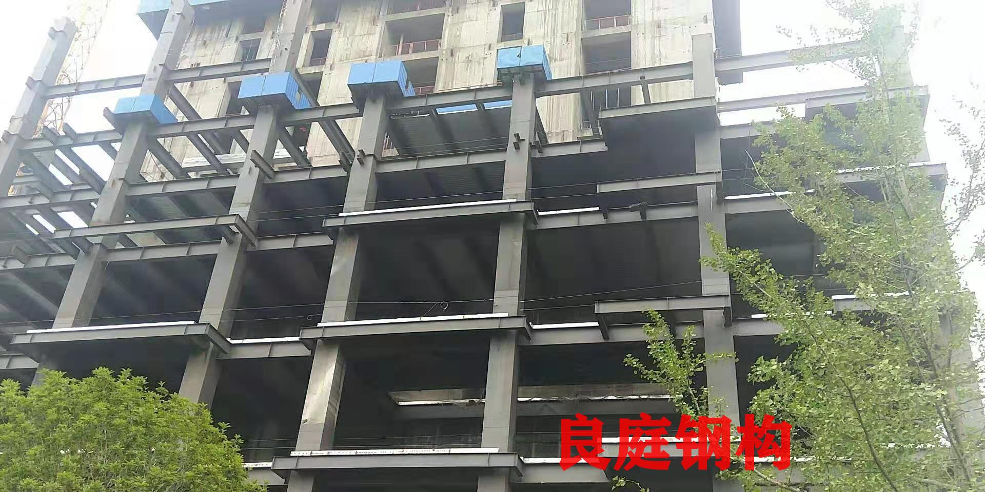 资阳钢结构加工工程承包_正规的钢结构搭建-四川良庭建设工程有限公司