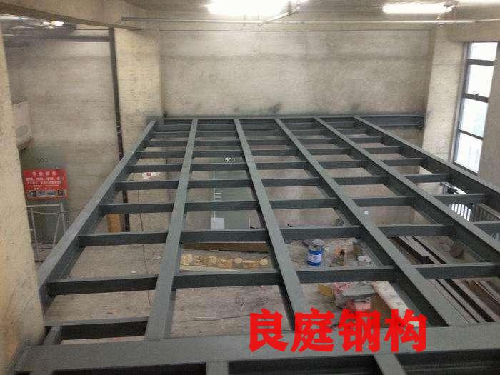 高品质重庆钢结构阁楼加工_其它建筑钢材和结构件相关-四川良庭建设工程有限公司