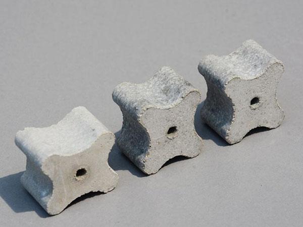 山西混凝土钢筋垫块经销商_混凝土垫块 c50相关