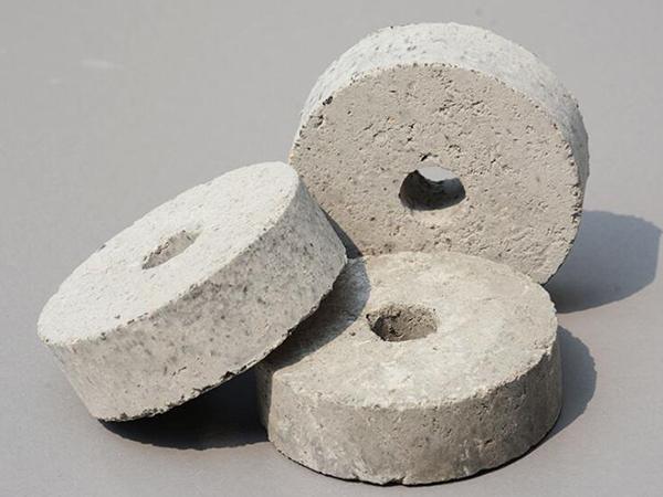 陕西圆形钢筋垫块厂家_钢筋保护层垫块相关-新乡市万弘润建材有限公司