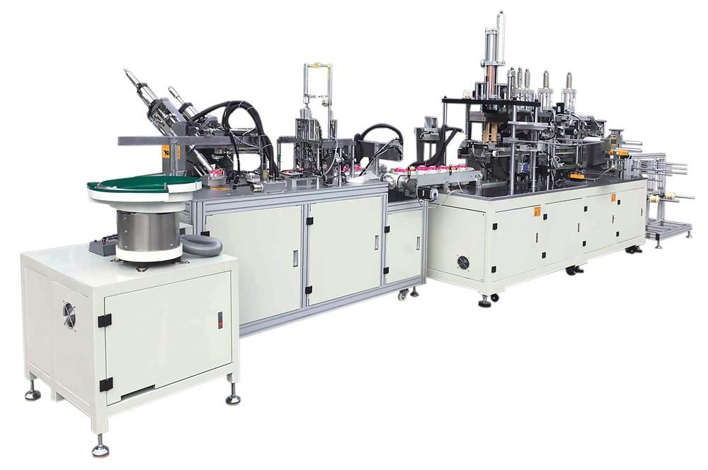 正规Ultrasonic Machinery_智能非织造布机械多少钱-东莞市利瀚机械有限公司