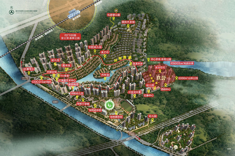 新华联销售中心电话_龙光城销售中心电话相关-开元创盈