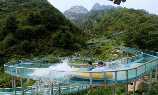 黑龙江高空玻璃吊桥施工企业_网红工程施工-河南亚森旅游开发有限公司