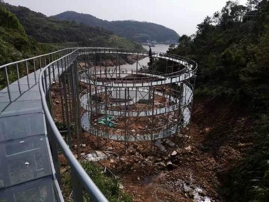 黑龙江承接玻璃吊桥施工多少钱_3D工程施工-河南亚森旅游开发有限公司