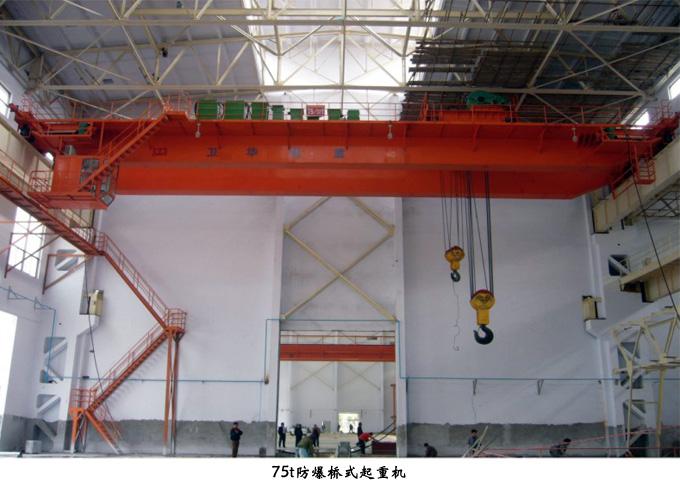 桥式双梁起重机哪里有卖_桥式起重机-河南卫华重型机械股份有限公司