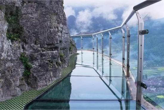 玻璃吊桥施工工程价格_网红工程施工单位-河南亚森旅游开发有限公司