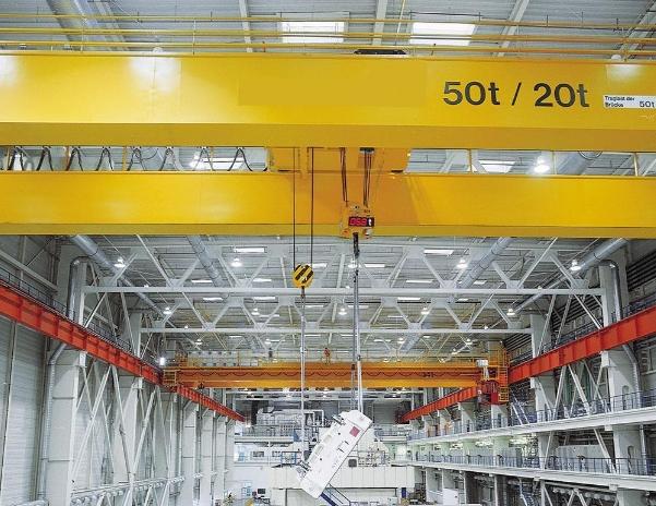 电动桥式起重机厂家直销_单梁桥式起重机5t相关-河南卫华重型机械股份有限公司