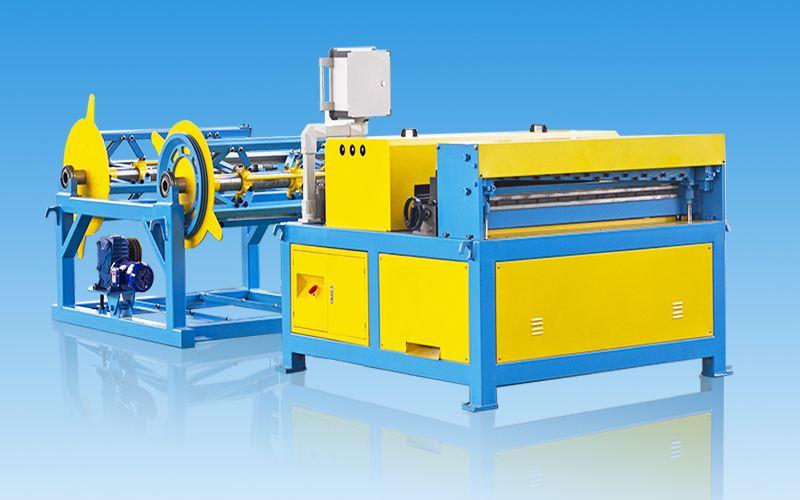 营口风管生产线_全自动其他机床-南京沪通重工机械科技有限公司
