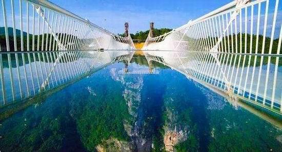建造玻璃吊桥施工需要什么资质_vr吊桥相关-河南亚森旅游开发有限公司