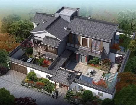 荆门农村四合院建造_黄冈建筑、建材哪家好-湖北鹊至家建筑工程有限公司
