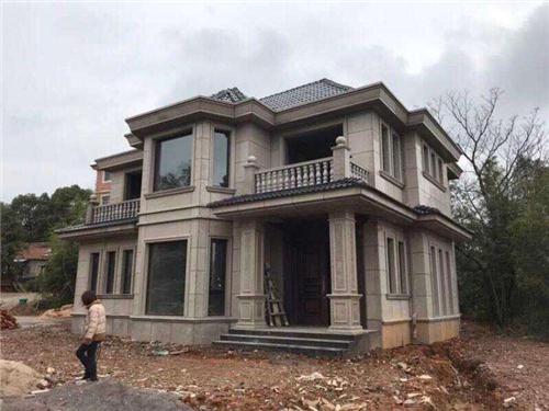 轻钢别墅装配式建筑