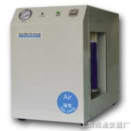 在线空气发生器原理-上海海龙仪器厂