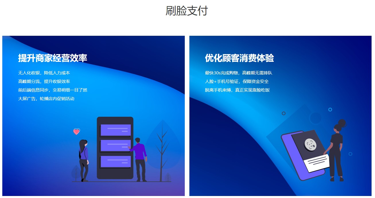 人脸支付_商铺行业专用软件系统-郑州泰成通信服务有限公司