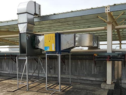 长沙厨房排烟管道制作_长沙市开福区成源厨具设备经营部_仪器信息网