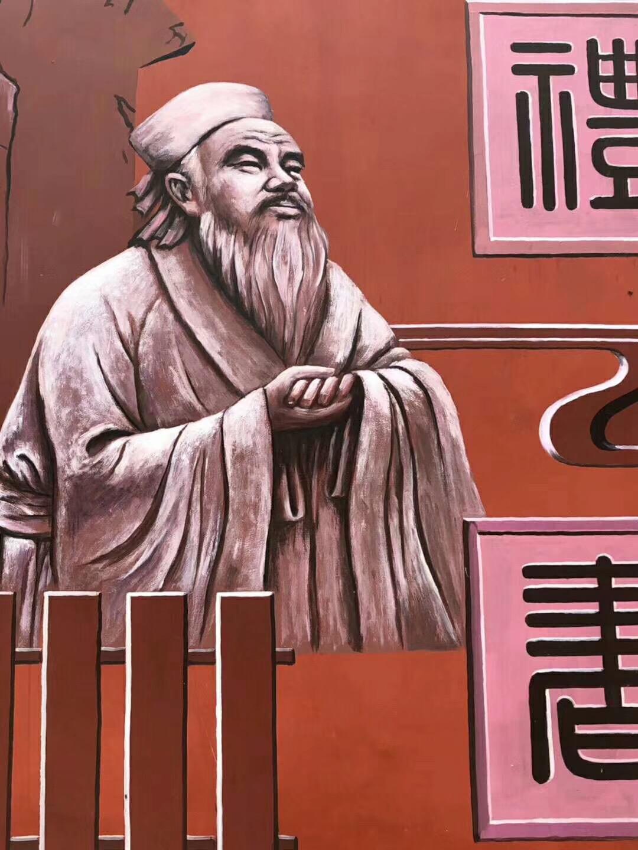 河南校园文化彩绘墙报价_正规其他创意设计-河南启蒙彩绘艺术有限公司