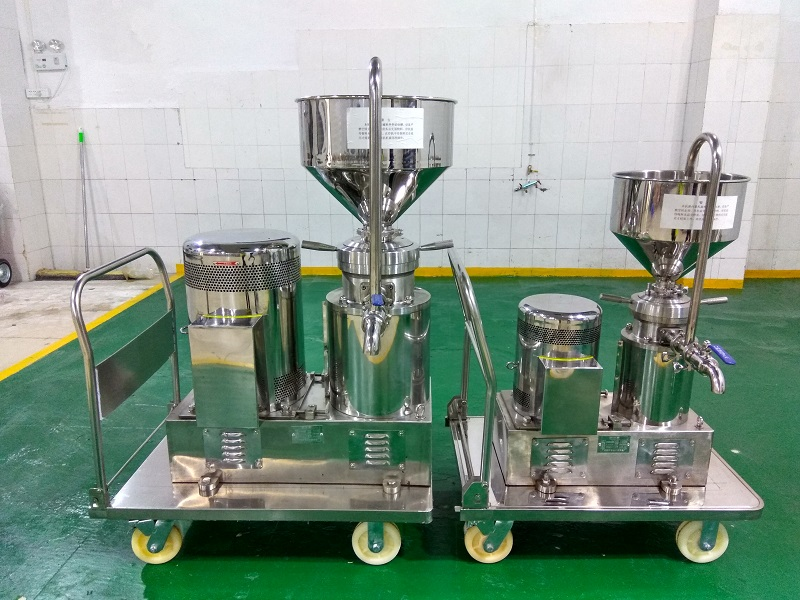 硬磨胶体磨立式_120其他食品、饮料加工设备-广州番禺区一南洋食品机械设备厂