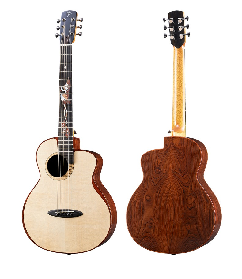 深圳民谣吉他桑托斯吉他总代理_口袋吉他相关-河南欧乐乐器批发有限公司